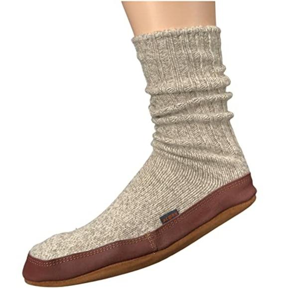 Acorn Other - Acorn The Original Slipper Sock Men Size M 12-13